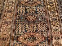 Antique Caucasian Karabagh Large Rug (6 of 9)
