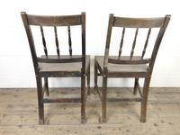 Pair of 19th Century Oak Farmhouse Chairs (12 of 12)