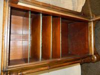 Inlaid Walnut Music Cabinet (5 of 5)