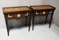 Fabulous Pair of French Card Tables (2 of 17)