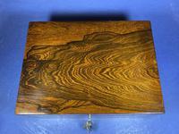 Georgian Brazilian Rosewood Box (2 of 17)