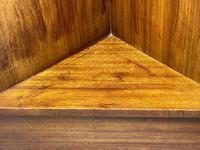 Pair of Mid Century G Plan E Gomme Pyramid Teak Open Corner Bookcases (10 of 38)