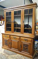 Arts & Crafts Oak Bookcase (8 of 8)