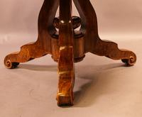 Stunning Quality Victorian Burr Walnut Centre Table Exhibition quality (13 of 15)
