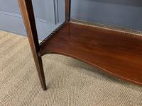 Inlaid Mahogany Display Cabinet by Shapland and Petter (11 of 21)