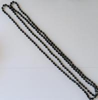 Very Unusual & Rare 1950s French Jet Necklace - Ideal Gift / Present / Boxed (2 of 8)