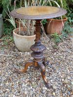 Pedestal Table, Victorian
