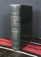 1876 Wuthering Heights  By Emily Bronte & Agnes Grey by Anne Bronte Rare Edition (2 of 5)