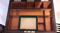 Victorian Rosewood Vanity Box (15 of 19)