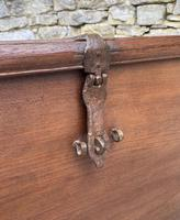 Large Antique Anglo Indian Trunk (19 of 26)