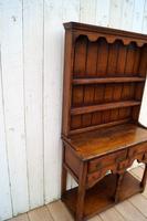 Reproduction Oak Dresser (6 of 9)