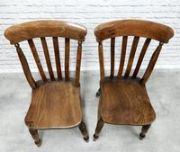 Fine Pair of Windsor Lathback Side Chairs (3 of 5)