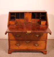 Secretary / Bureau in Walnut Early 18th Century (3 of 11)