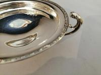 Pair of Art Deco Period Silver Low Tazzas (5 of 7)