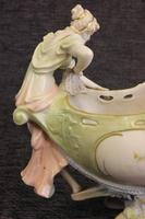 Antique Austrian Porcelain Figural Centrepiece (7 of 12)