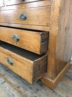 19th Century Antique Pine Housekeepers Cupboard (M-879) (7 of 13)