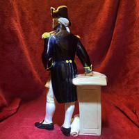 "Royal Doulton Figurine Titled ""The Captain"" Model Number (5 of 10)"