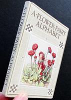 1934 A Flower Fairy Alphabet, Poems & Pictures by Cicely Mary Barker, 1st Edition (4 of 5)