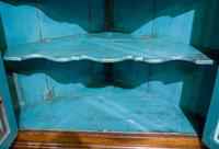George III Full Standing Corner Cupboard (4 of 5)