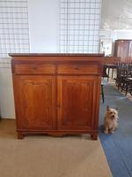 Rosewood Linen Press Cupboard (6 of 6)