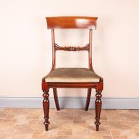 Set of Eight 19th Century Mahogany Dining Chairs (2 of 26)