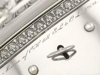 Sterling Silver Locking Biscuit Box - Antique 1845 (10 of 15)