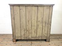 Antique Edwardian Satinwood Chest of Drawers (10 of 10)