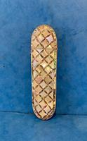 Victorian Mother of Pearl & Abalone Spectacle Case (4 of 17)