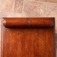 Large Late Victorian Mahogany Hall Bench Window Seat (11 of 11)