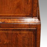 George III Walnut Chest on Chest (10 of 13)
