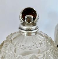 Large Silver Mounted Scent Bottle (4 of 8)
