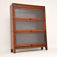 Antique Mahogany Stacking Bookcase (8 of 14)