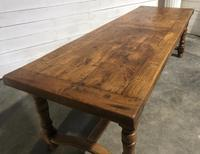 Wonderful Long French Farmhouse Dining Table (24 of 28)