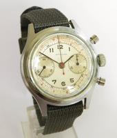 Gents 1940s Bancor Chronograph Wrist Watch (2 of 6)