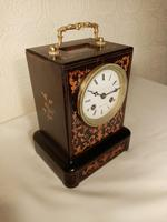 French Officers Campaign Clock (10 of 10)