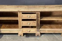 Large French Bleached Oak French Sideboard (23 of 24)
