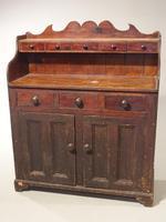 Mid 19th Century Scottish Pine Dresser