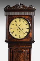 Early 19th Century Mahogany Longcase Clock by Alexander Ralston (3 of 7)