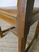 """Oak Armchair by """"Lizardman"""" Yorkshire (2 of 10)"""