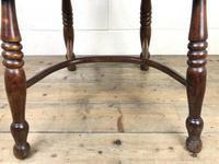 Antique Ash & Elm Windsor Armchair (3 of 11)