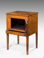 19th Century Satinwood Cupboard (2 of 5)
