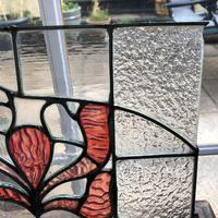 Antique Stained Glass Panel from a London Chapel (9 of 10)