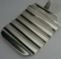 Beautiful Large German Solid 800 Silver Asparagus Server (9 of 10)