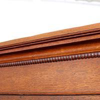 Oak Wardrobe Arts & Crafts Victorian 19th Century (5 of 9)