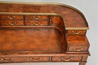 Antique Mahogany Carlton House Desk (5 of 14)