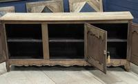 French Bleached Oak Enfilade or Sideboard (9 of 11)