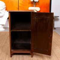 Walnut Bedside Cabinet Victorian (4 of 6)