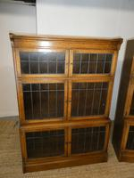 Pair of Oak 1920s Bookcases (2 of 12)