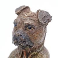 Bergmann Bronze Dog c.1900 (2 of 4)