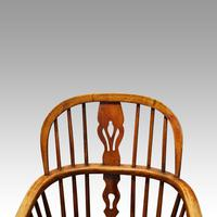 Set of 6 19th Century Windsor Armchairs (5 of 6)